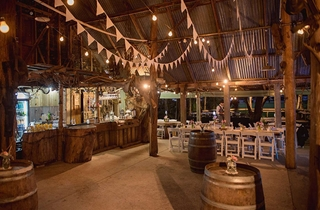 Wedding Venue - Boomerang Farm - The Barn 4 on Veilability