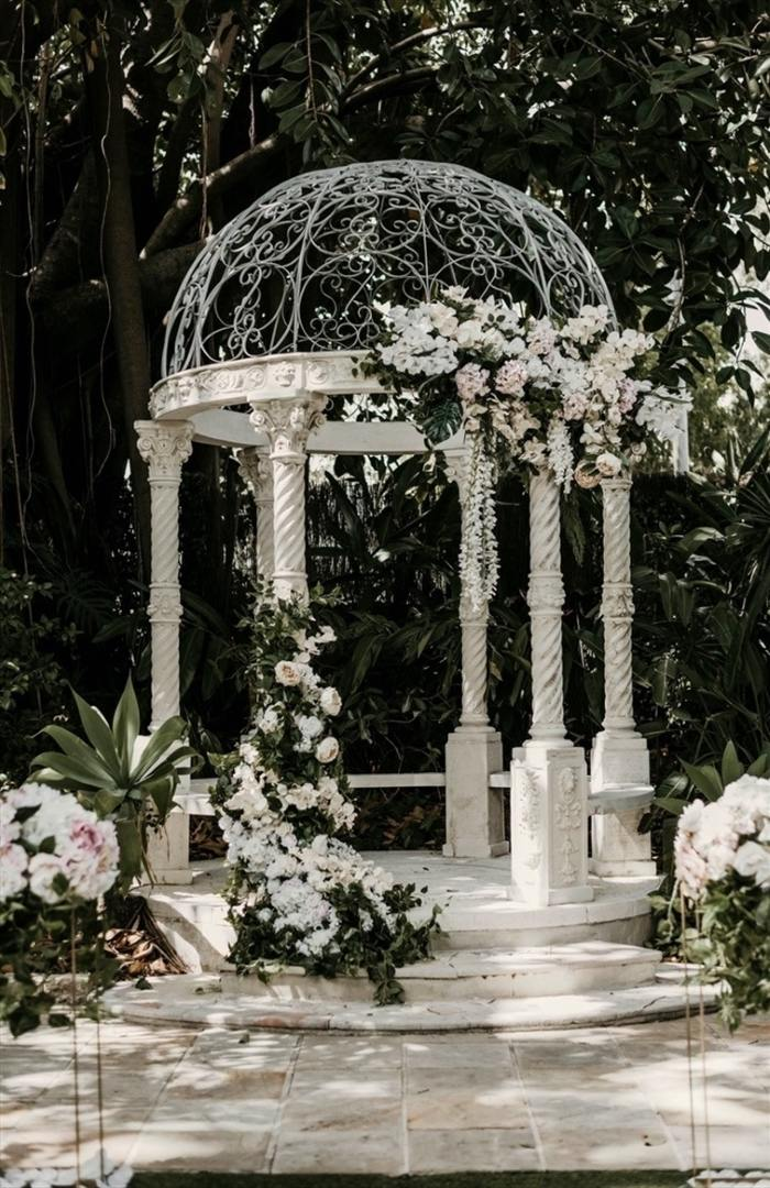 Wedding Venue - Boulevard Gardens - Ceremony Garden 9 on Veilability