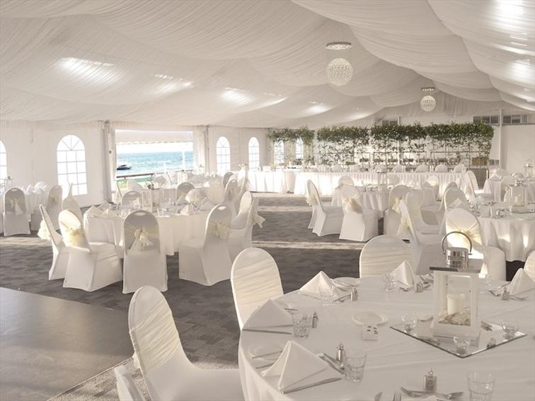 Wedding Venue - Tangalooma Island Resort - Waterfront Pavilion 1 on Veilability