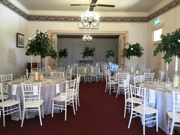 Wedding Venue - Abbey of the Roses - Long Room 8 on Veilability