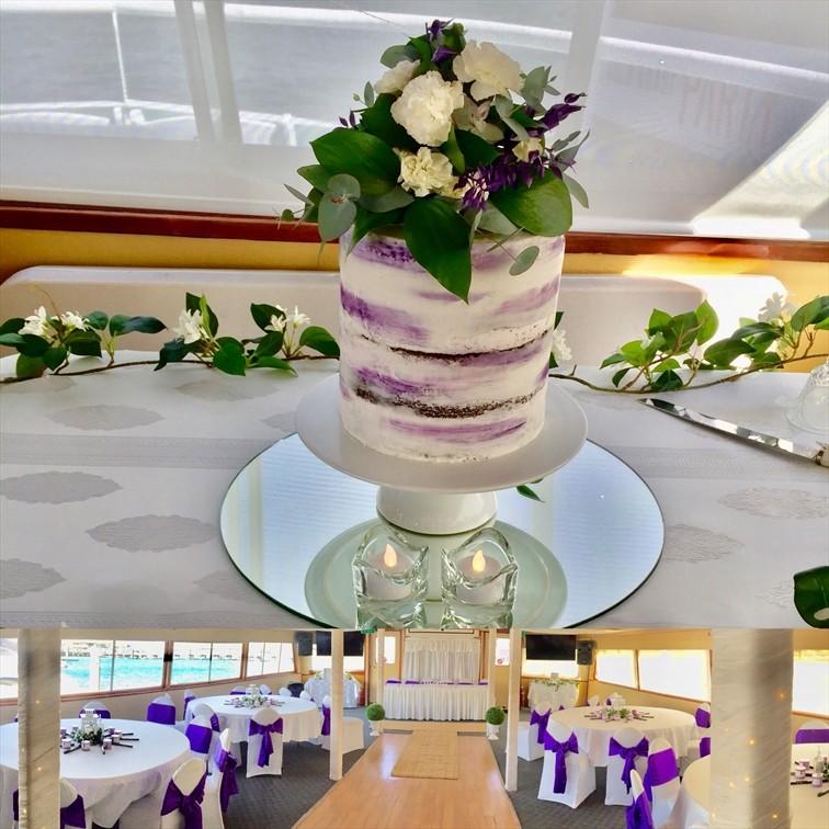 Wedding Venue - Gold Coast Cruises The Lady 20 on Veilability