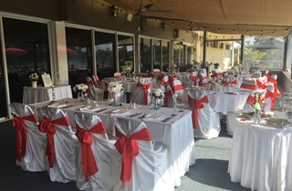 Wedding Venue - Surfers Paradise Golf Club - Alfresco indoor outdoor area 2 on Veilability