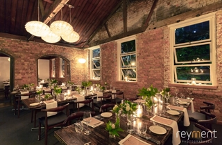 Wedding Venue - Malt Dining - The Attic 1 on Veilability