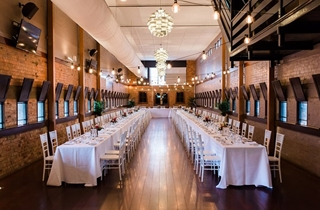 Wedding Venue - Brisbane Racing Club Ltd - The Tote Room - Eagle Farm 4 on Veilability