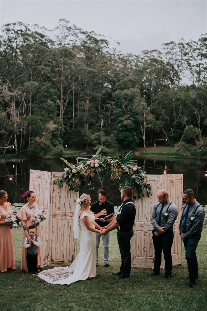 Wedding Venue - Montville Country Cabins 30 on Veilability