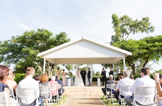 Wedding Venue - Tennysons Garden at The Brisbane Golf Club 20 on Veilability