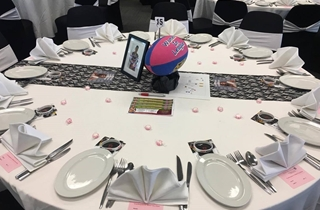 Wedding Venue - Souths Leagues Club - Legends Room 2 on Veilability