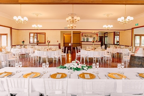 Wedding Venue - Old Petrie Town - The Heritage room 4 - Heritage Room on Veilability
