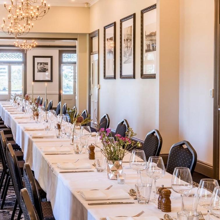 Wedding Venue - Regatta Hotel 9 on Veilability