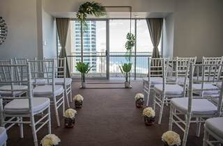 Wedding Venue - Novotel Surfers Paradise - Penthouse Weddings 1 on Veilability