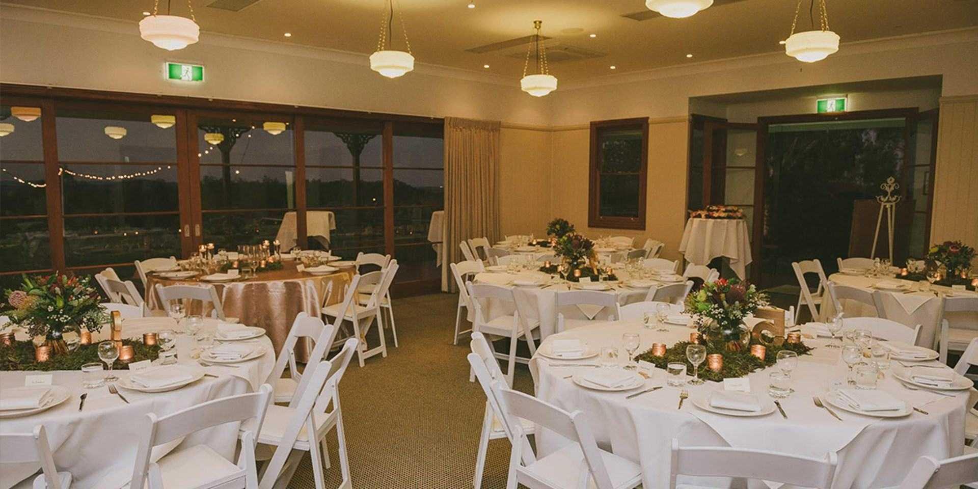 Wedding Venue - Spicers Hidden Vale - The Laidley Room 2 on Veilability