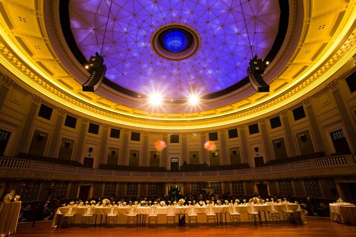 Wedding Venue - Brisbane City Hall - Main Auditorium 1 on Veilability