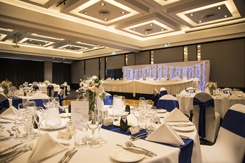 Wedding Venue - Mantra on View Hotel - Boulevard Ballroom 1 on Veilability