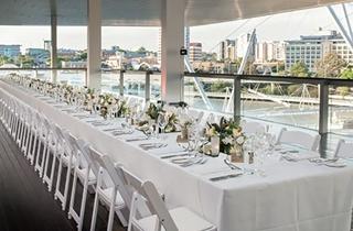Wedding Venue - Gallery of Modern Art - Roof Terrace 2 on Veilability