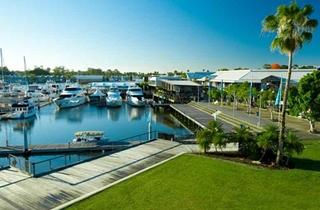 Wedding Venue - Intercontinental Sanctuary Cove Resort - Marina Lawn 2 on Veilability
