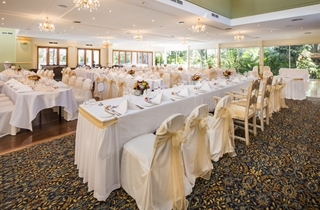 Wedding Venue - Shangri La Gardens  - Sylvia Room 4 - Sylvia Room Panorama Lemon on Veilability