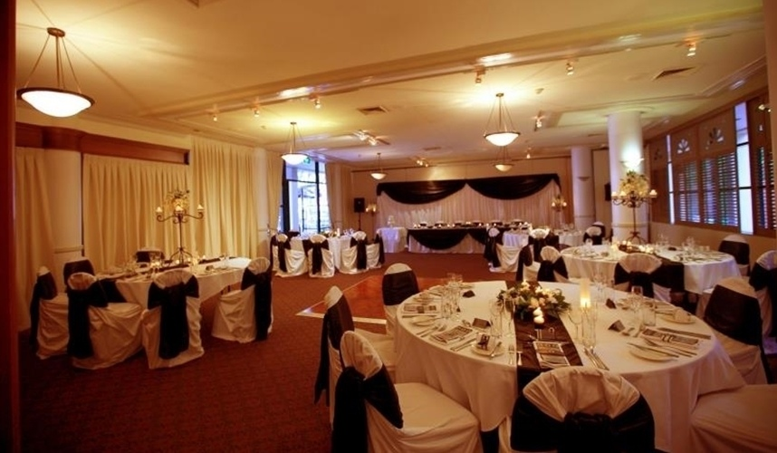 Wedding Venue - Best Western Plus Hotel Diana - Aventine's Ballroom 1 on Veilability