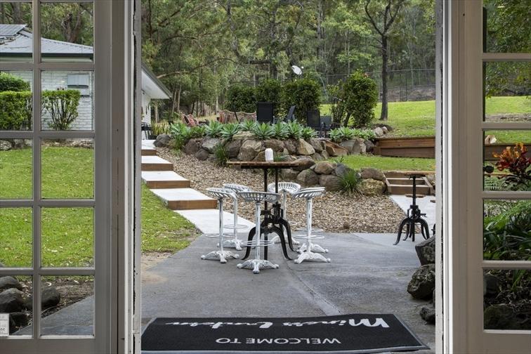 Wedding Venue - Cedar Creek Lodges - Miner's Lantern 3 on Veilability