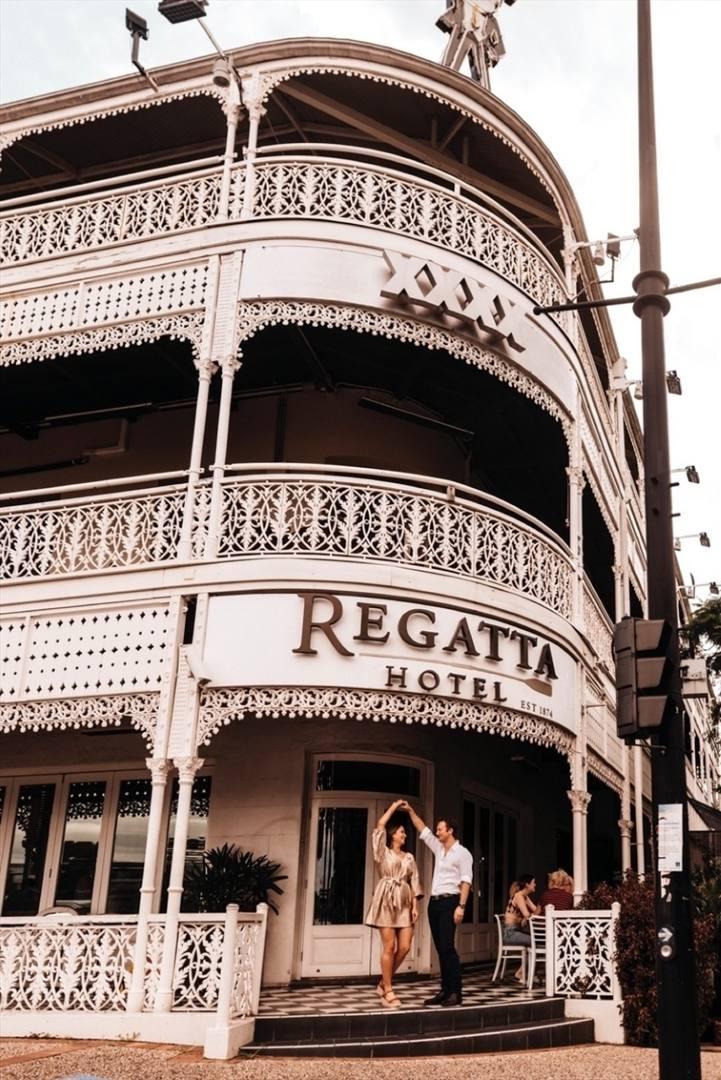 Wedding Venue - Regatta Hotel 11 on Veilability