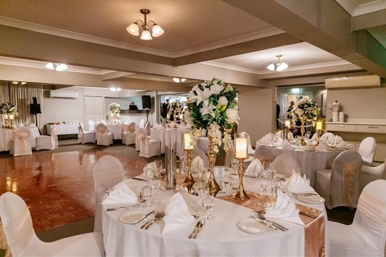 Wedding Venue - Boulevard Gardens - The Terrace Room 1 on Veilability