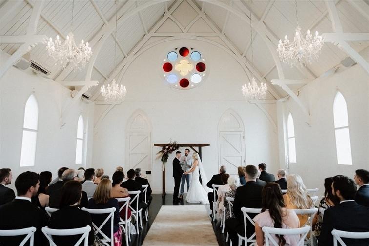 Wedding Venue - High Church 1 on Veilability