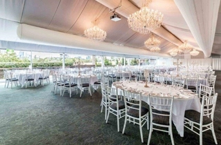 Wedding Venue - Victoria Park Weddings - The Marquee 10 - The Marquee on Veilability