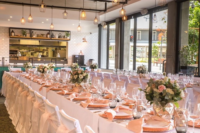 Wedding Venue - Rydges Fortitude Valley - Six Acres Restaurant 8 on Veilability