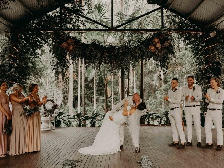 Wedding Venue - Cedar Creek Lodges 22 on Veilability