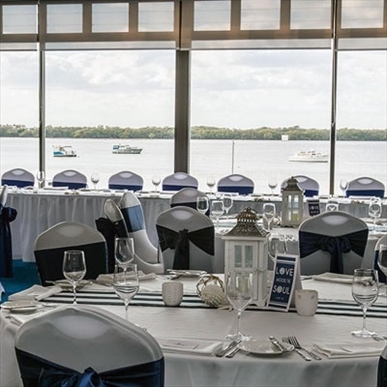 Wedding Venue - Caloundra Power Boat Club - Dolphins Room 1 on Veilability