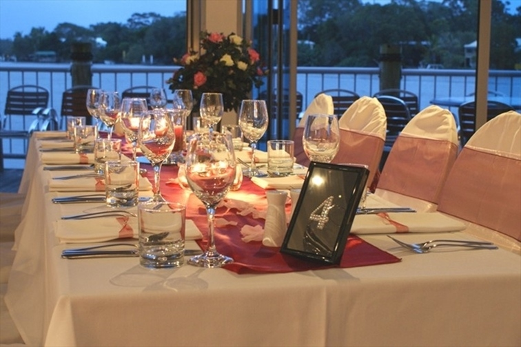 Wedding Venue - The River Deck Restaurant 15 on Veilability