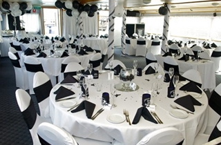 Wedding Venue - Gold Coast Cruises - MV The Lady Cruiseboat 1 on Veilability
