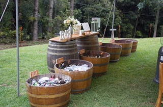 Wedding Venue - Mt Glorious Getaways 2 on Veilability