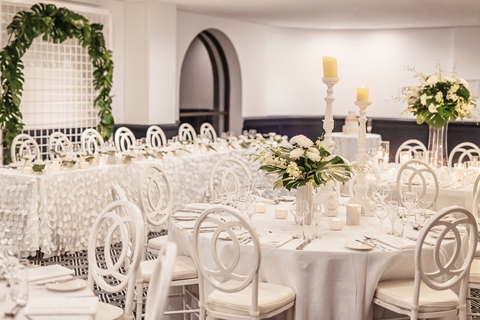 Wedding Venue - The Greek Club 8 on Veilability