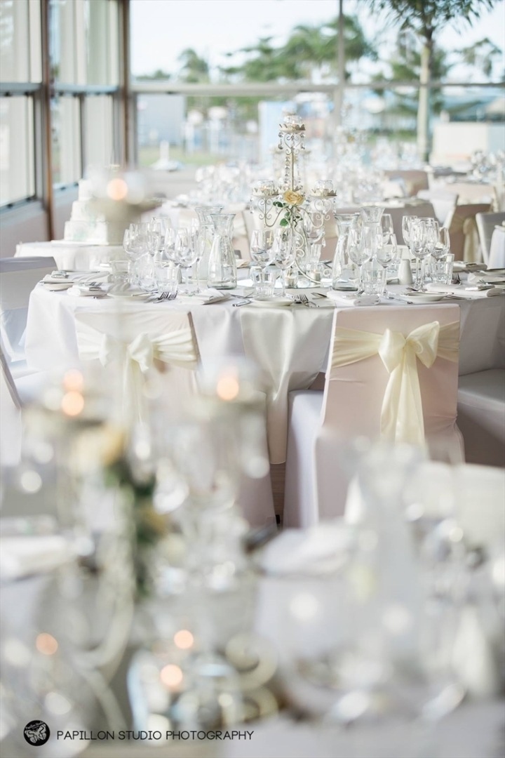 Wedding Venue - Royal Queensland Yacht Squadron - The Flags Room 6 on Veilability
