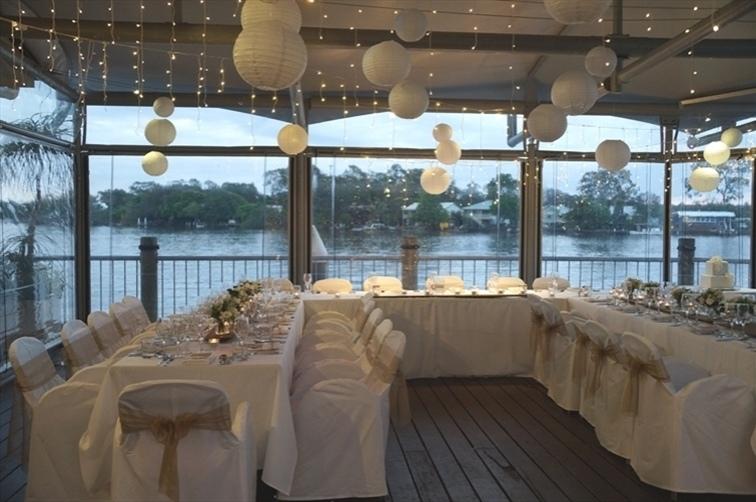 Wedding Venue - The River Deck Restaurant 10 on Veilability