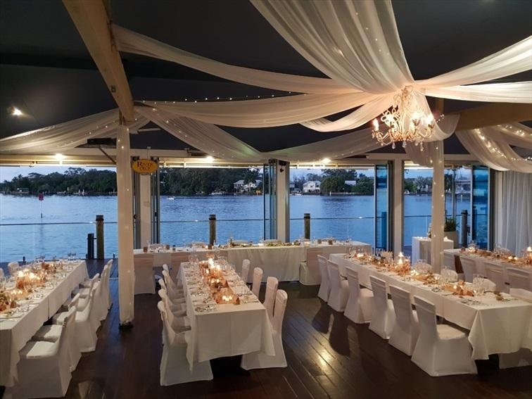 Wedding Venue - The River Deck Restaurant 1 on Veilability