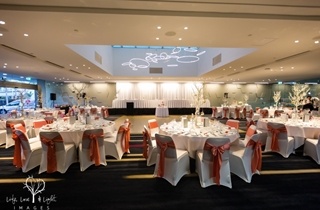Wedding Venue - RACV Royal Pines Resort - Royal Poinciana 5 on Veilability