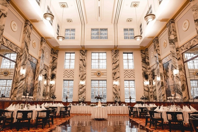 Wedding Venue - Tattersall's Club - Members' Dining Room 1 on Veilability