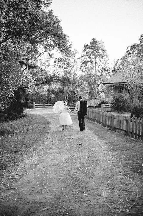 Wedding Venue - Old Petrie Town 26 on Veilability
