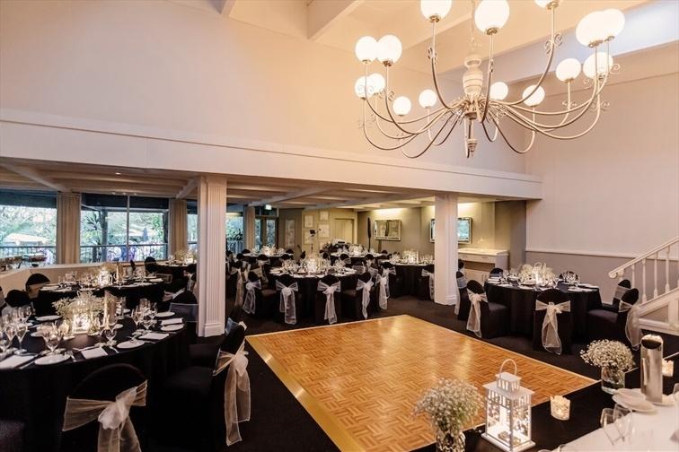 Wedding Venue - Boulevard Gardens - The Terrace Room 8 on Veilability