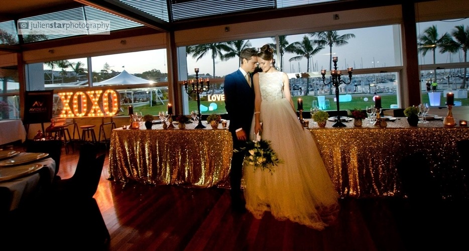 Wedding Venue - Royal Queensland Yacht Squadron 1 on Veilability