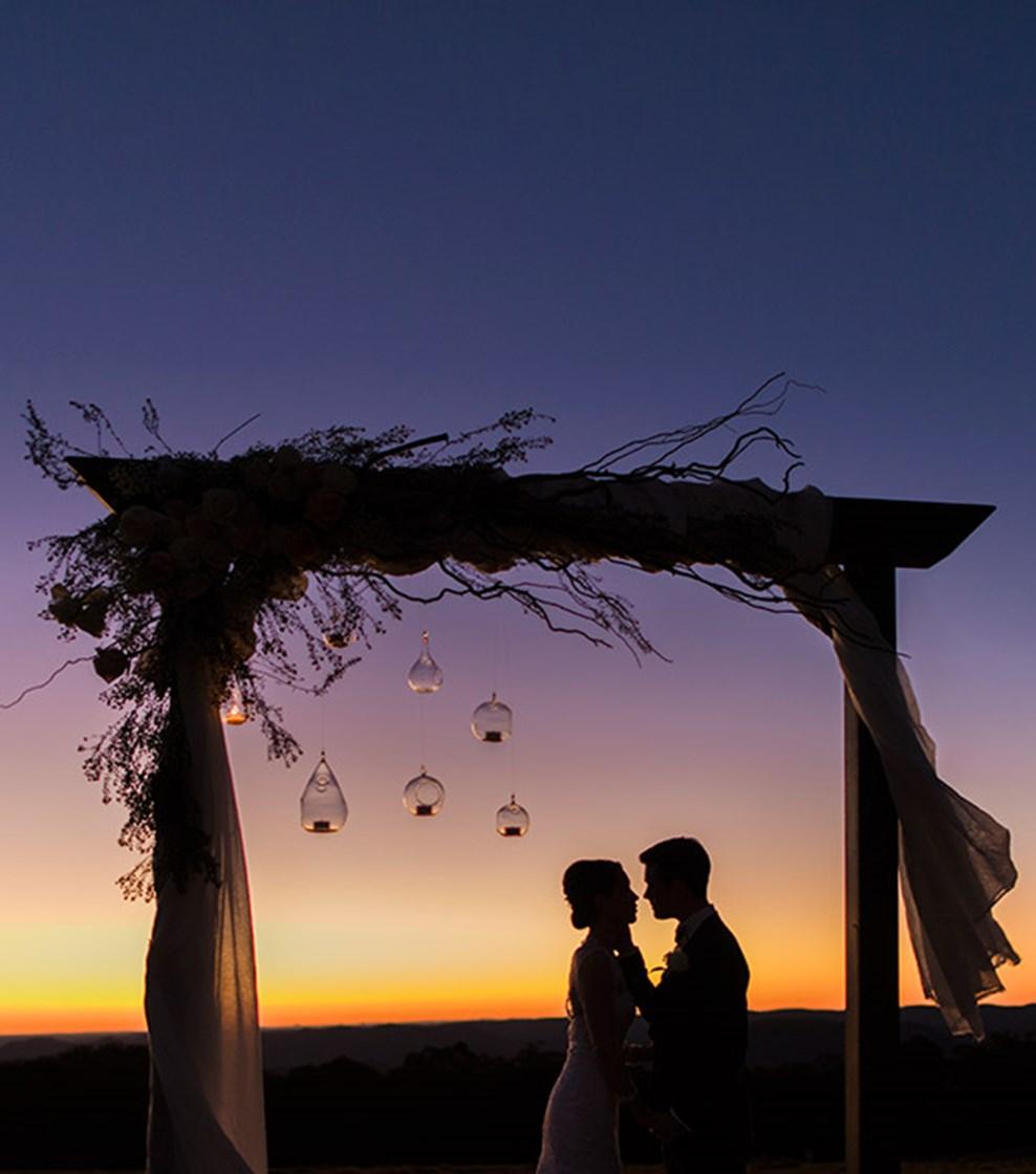 Wedding Venue - Spicers Peak Lodge 8 on Veilability