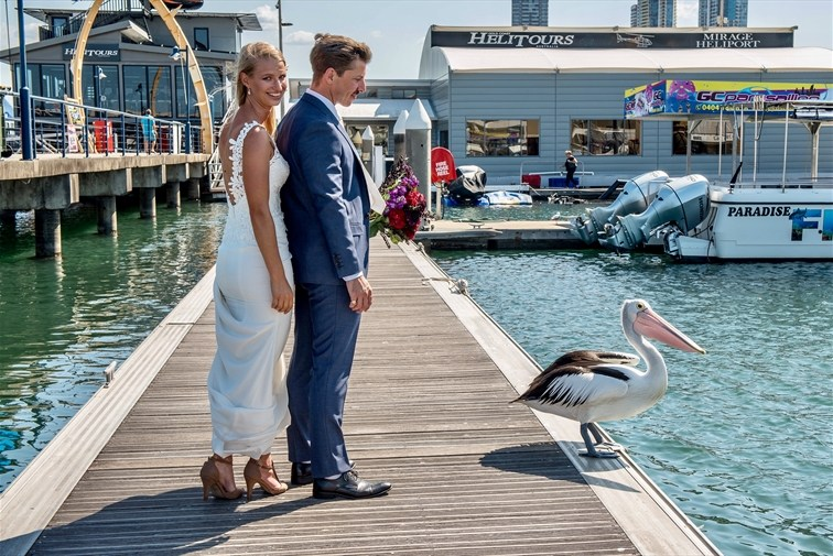 Wedding Venue - Gold Coast Cruises The Lady 11 on Veilability