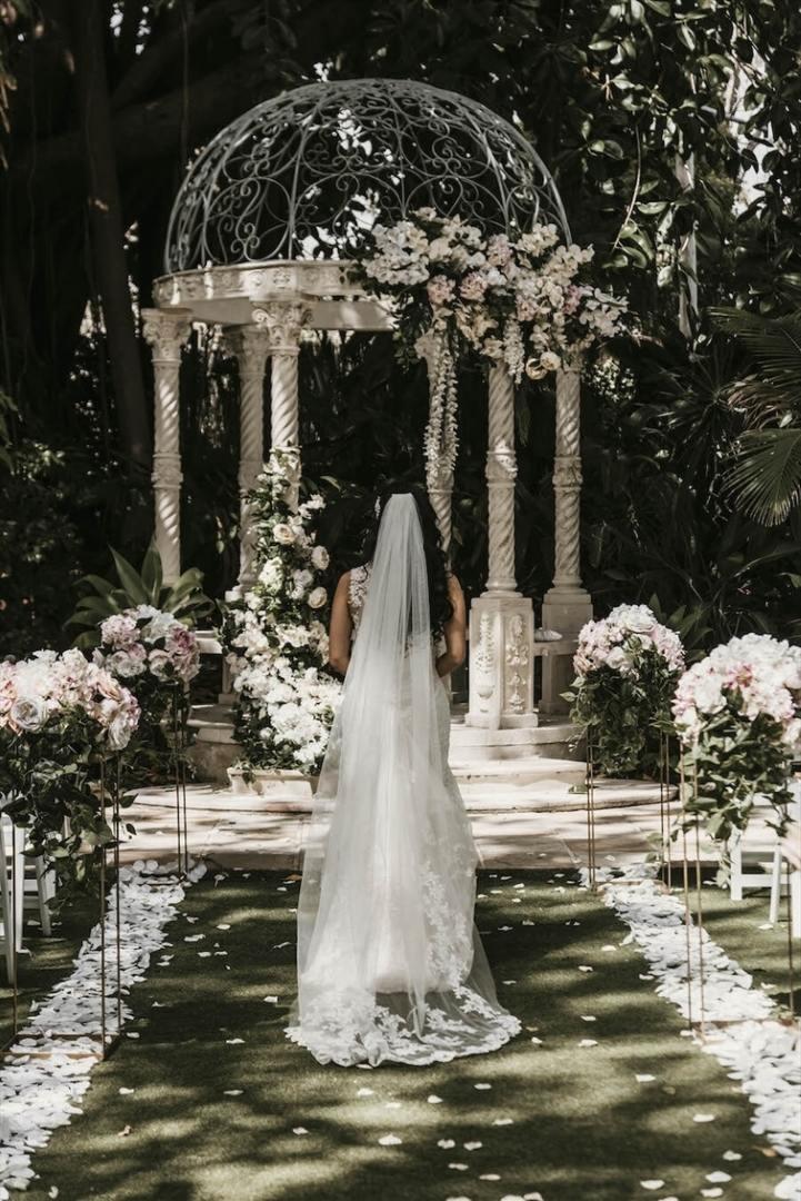 Wedding Venue - Boulevard Gardens 3 on Veilability