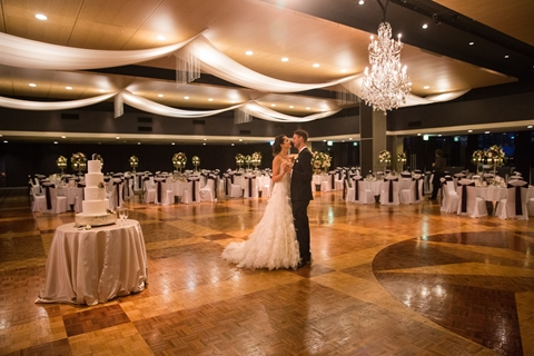 Wedding Venue - The Greek Club - Grand Ballroom 5 on Veilability