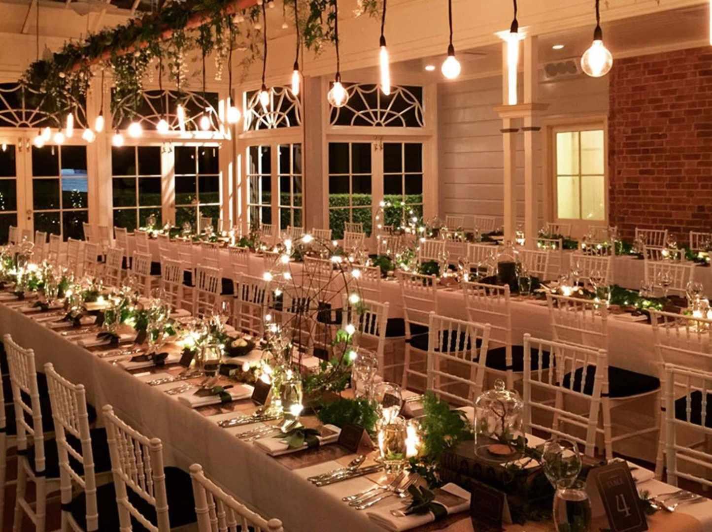 Wedding Venue - Gabbinbar Homestead - The Conservatory 3 on Veilability