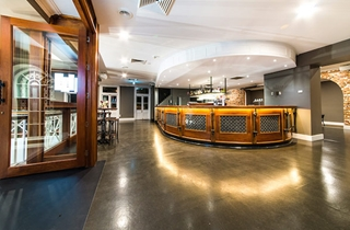 Wedding Venue - The Transcontinental Hotel - Platform Bar 4 on Veilability