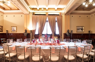Wedding Venue - Treasury Heritage Hotel - Cabinet Room 1 on Veilability
