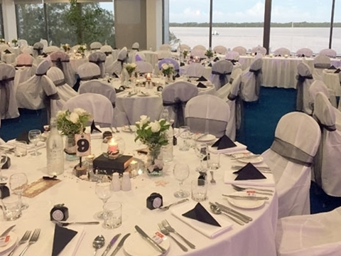Wedding Venue - Caloundra Power Boat Club - Dolphins Room 1 - Dolphins Room on Veilability