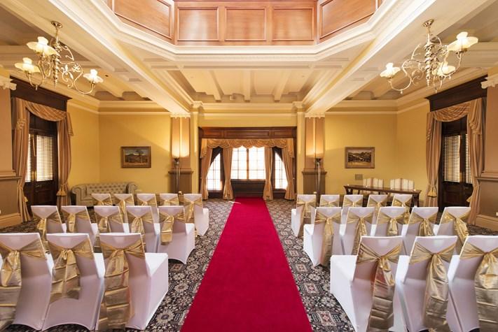 Wedding Venue - Treasury Heritage Hotel 5 on Veilability